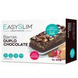 Easyslim Barras Sabor Chocolate Duplo 4x42gr