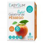 Easyslim Gelatina Saquetas Pêssego 2x15g