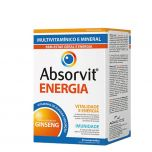 Absorvit Energia Comprimidos 30un