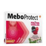 Meboprotect Frutos Vermelhos Pastilhas Garganta 16unid.