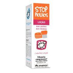 Stop Piolhos Pack Loção Cabelos Longos oferta Pente