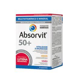 Absorvit 50+ Comprimidos 30un