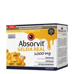 Absorvit Geleia Real Ampolas 20x10ml