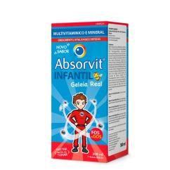 Absorvit Infantil Geleia Real Xarope 300ml