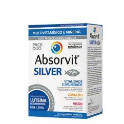 Absorvit Silver Duo Comprimidos + Cápsulas 30+30