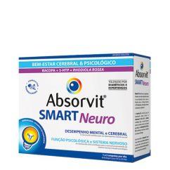 Absorvit Smart Neuro Ampolas 30x10ml