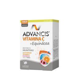Advancis Vitamina C e Equinácea Comprimidos Efervescentes 12unid.