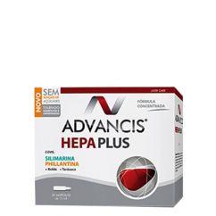 Advancis Hepa Plus Ampolas 20x15ml
