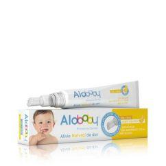 Alobaby Primeiros Dentes Gel Alívio Natural 10ml