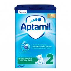 Aptamil 2 Pronutra Advance Leite Transição 800gr