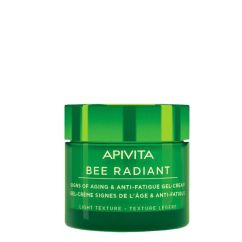 Apivita Bee Radiant Gel Creme Ligeiro 50ml