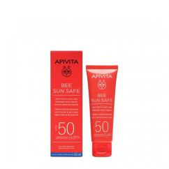 Apivita Bee Sun Safe Anti-Spot & Anti-Age Creme SPF50 50ml