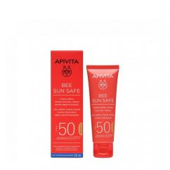 Apivita Bee Sun Safe Hydra Fresh Creme com Cor SPF50