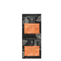 Apivita Express Beauty Esfoliante Suave de Alperce 2x8ml