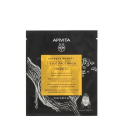 Apivita Express Beauty Máscara de Tecido Reafirmante Mastic 15ml