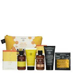 Apivita Mini Bee Treasures Kit