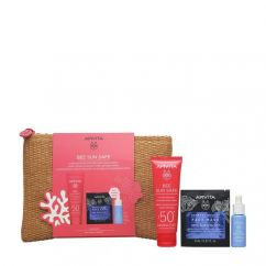 Apivita Bee Sun Safe Kit Hydra Sensitive Creme SPF50+