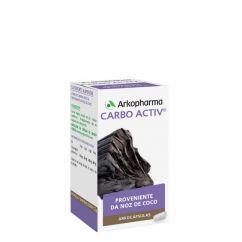 Arkocápsulas Carbo Activ Gases Cápsulas 48unid.