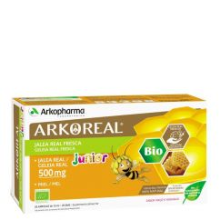 Arkoreal Geleia Real Junior Bio Ampolas 20unid.