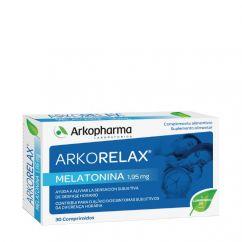 Arkorelax Melatonina 1,95mg Cap. 30unid.
