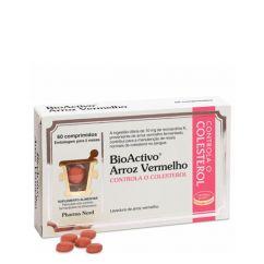 Bioactivo Arroz Vermelho Comprimidos 60unid.