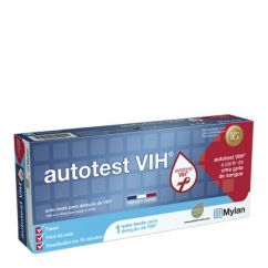 Autoteste VIH Teste de Deteção 1unid.