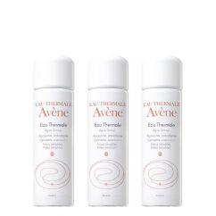 Avène Spray de Água Termal Trio Preço Especial 3x50ml