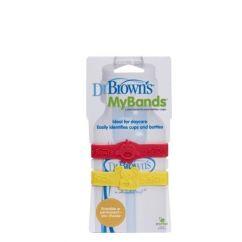 Dr Browns Bandas Identificacao Biberões
