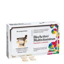 Bioactivo Multivitaminas 60unid.