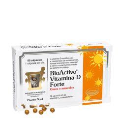 BioActivo Vitamina D Forte 80caps