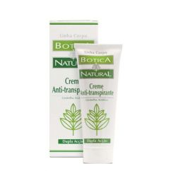 Botica Natural Creme Antitranspirante 75ml
