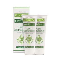 Botica Natural Duo Creme Anti-transpirante 2x75ml