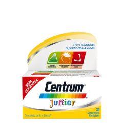 Centrum Junior Comprimidos Mastigáveis 30unid.