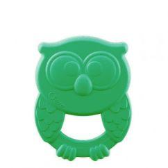 Chicco Mordedor Owly Mocho Verde ECO 3-18M