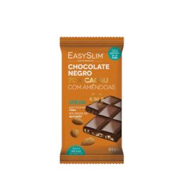 EasySlim Chocolate Negro 70% Cacau C/ Amendoas 85g