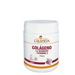 Ana María Lajusticia Colagénio com Magnésio e Vitamina C Suplemento em Pó 350gr