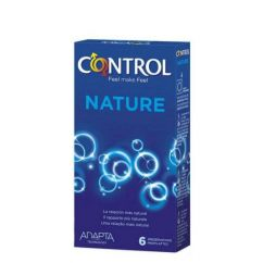 Control Originals Nature Preservativos 6 unid.