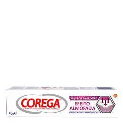 Corega Efeito Almofada Creme Fixador 40g