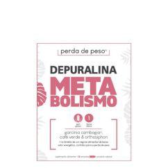 Depuralina Metabolismo Ampolas 15unid.