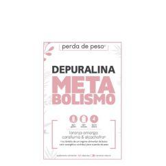 Depuralina Metabolismo Cápsulas 60unid.