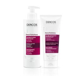 Vichy Dercos Kit Densi-Solutions Bálsamo 200ml + Shampoo Densificador 400ml