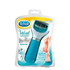 Dr. Scholl Velvet Smooth Lima Electrónica Diamond Azul 1un.