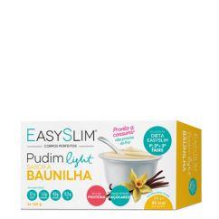 Easyslim Pudim Light Baunilha 2x125g