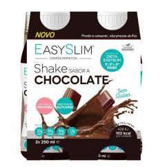 Easyslim Shake Sabor Chocolate 2x250ml