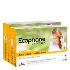 Ecophane Fortificante Duo Cabelos e Unhas 2x60unid.