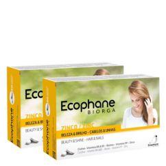 Ecophane Duo Fortificante para Cabelos e Unhas Comprimidos