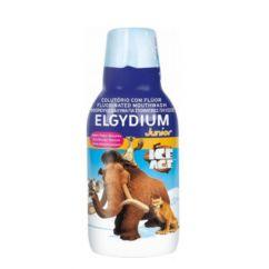 Elgydium Junior Idade do Gelo Elixir 500ml