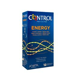 Control Energy Preservativos 12unid.