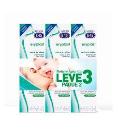 Lutsine E45 Eryplaste Pack Pasta de Água Leve 3 Pague 2