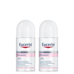 Eucerin Duo Desodorizante 24h Roll-On Preço Especial